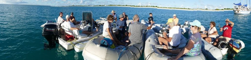 20201216 2120 Barbuda Dinghi Float