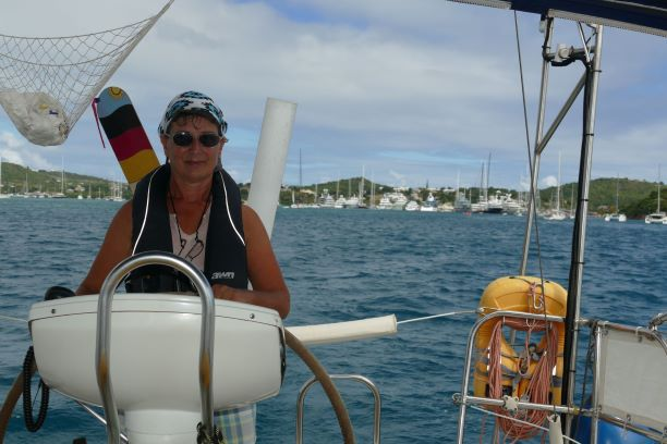 20210128 4790 Auslaufen Falmouth Antigua nach Martinique